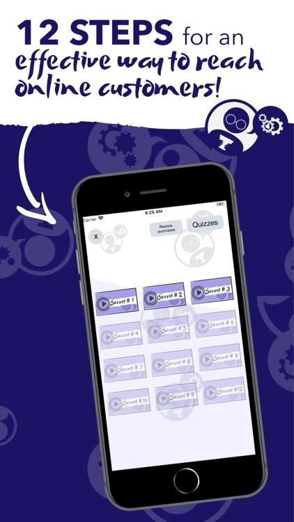 Website Builder Business Apps screenshot-3