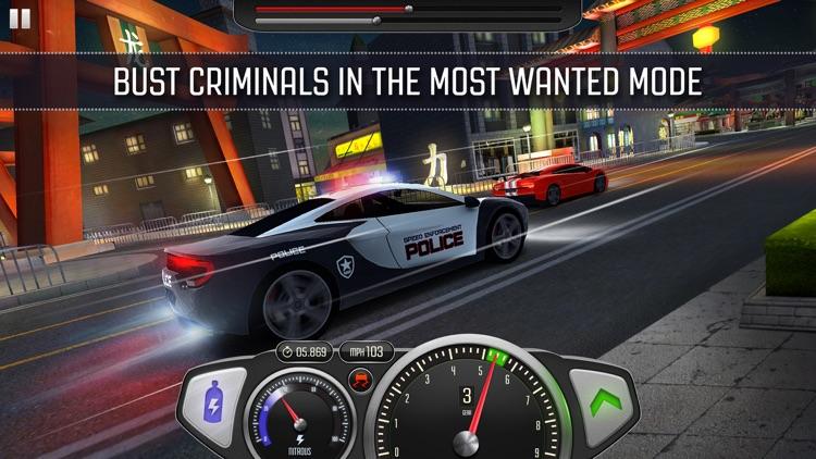 Top Speed: Drag & Fast Racing screenshot-3