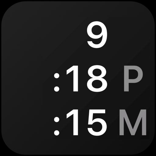 +Clock 2: world clock in dock