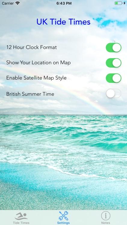 UK Tide Times screenshot-3