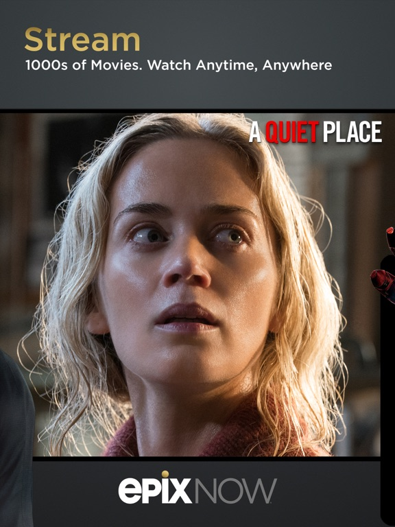 Screenshot #2 for EPIX NOW: Watch TV and Movies