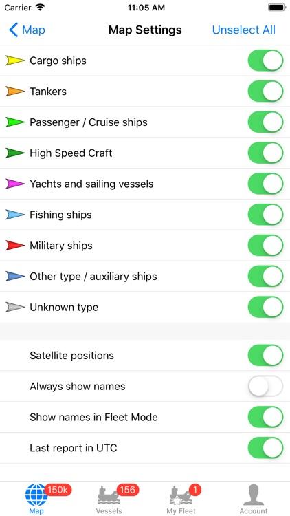 VesselFinder Pro screenshot-5