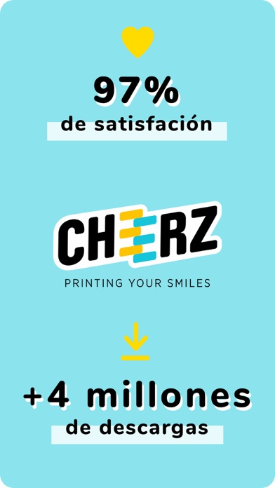 download CHEERZ - Revelado de fotos apps 2