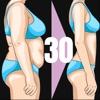 Fett verlieren Übungen Frauen