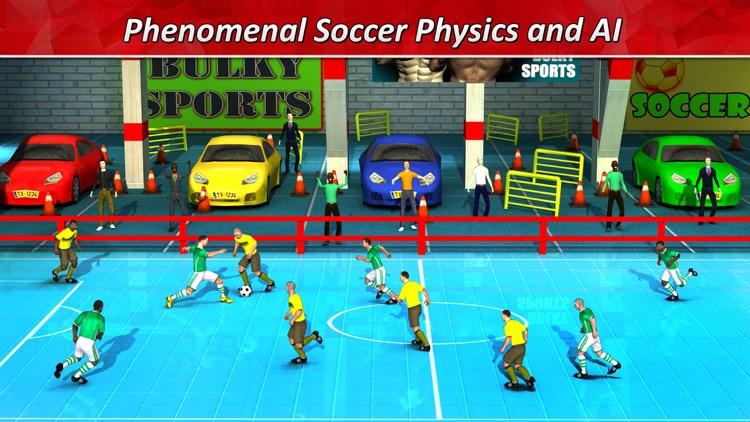 Indoor Soccer Futsal 2019 screenshot-4