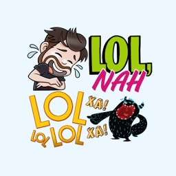 LOL Stickers