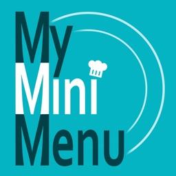 My Mini Menu