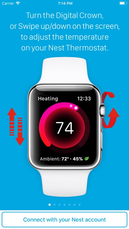 Thermo Watch for Nest screenshot-4