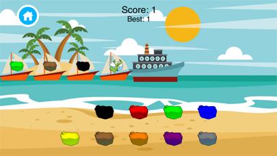 Color Boat Screenshot