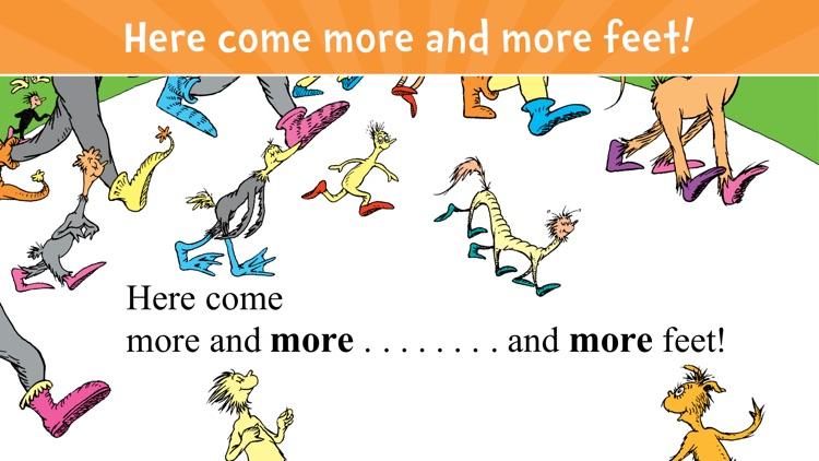 The Foot Book - Read & Learn screenshot-4