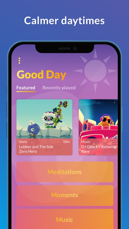 Moshi: Kids Sleep & Meditation screenshot-3