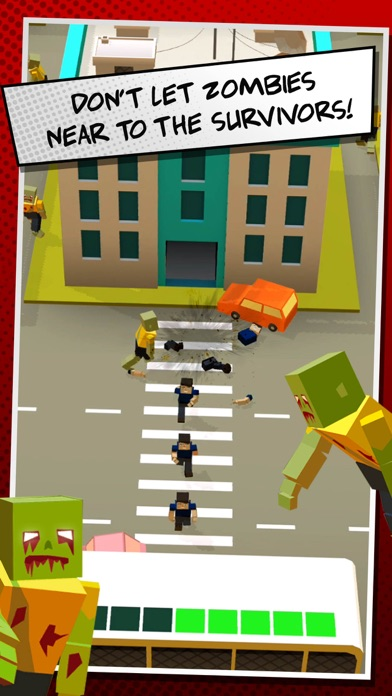 Zombie Town! screenshot 4