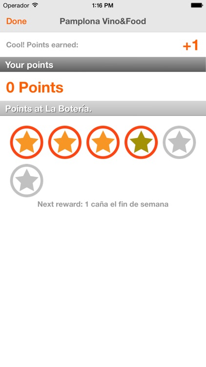 Quomai loyalty & rewards cards screenshot-3