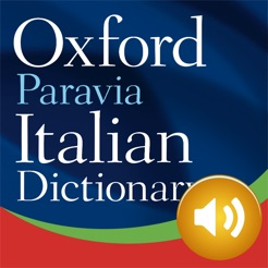 ‎Oxford Italian Dictionary