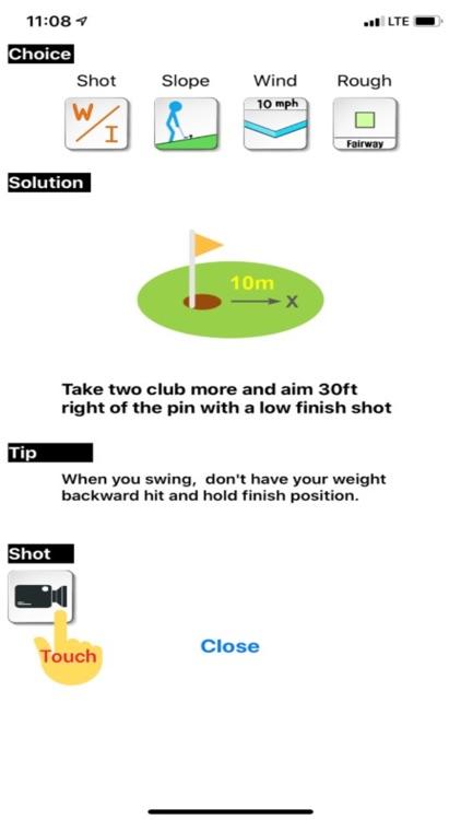 BigDataGolf59:Golf strategy