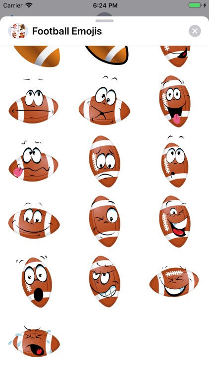 Football Emojis screenshot-8