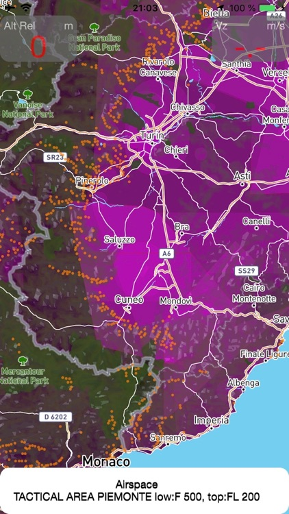 eVario - Variometer Paraglider screenshot-4