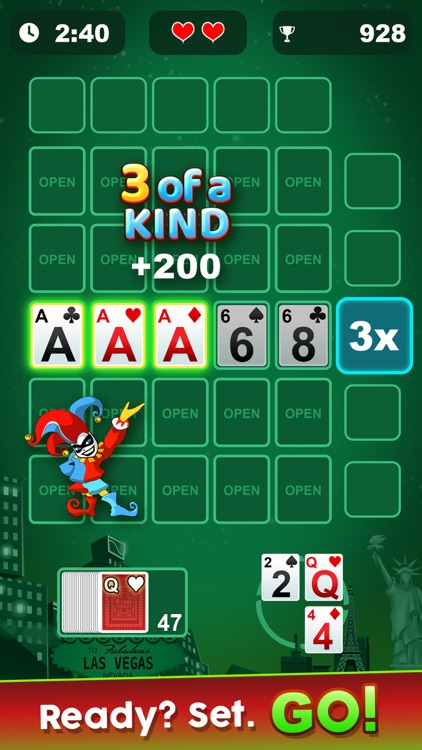 5 Card Frenzy - Win Real Money by Free Addicting Games