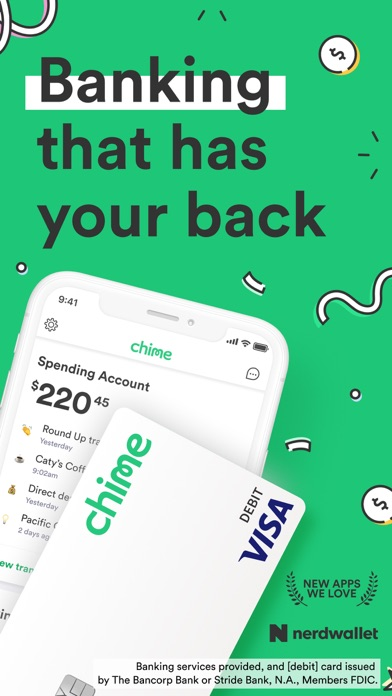cancel Chime - Mobile Banking app subscription image 1