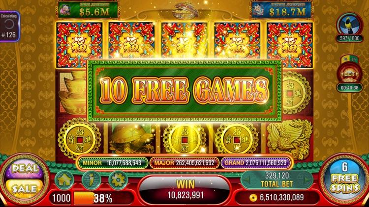 88 Fortunes Slots Casino Games
