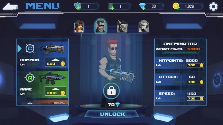 Metal Strike War: Gun Shooter screenshot-5