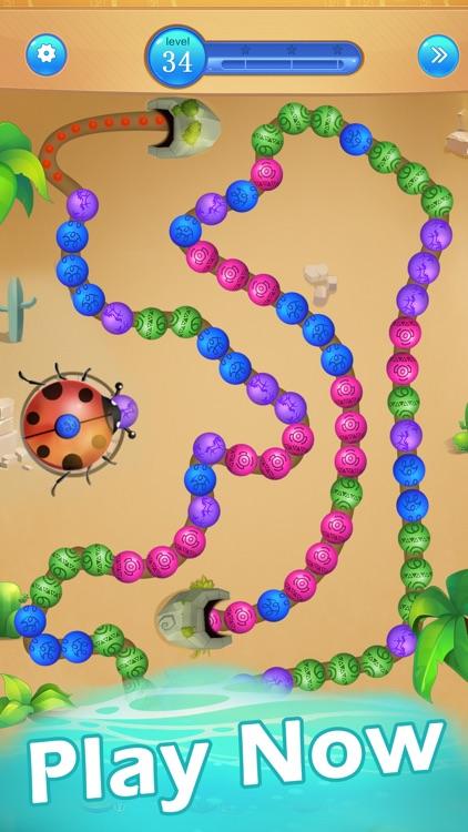 Marble Games-Ball Blast Game screenshot-5