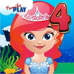 Mermaid Princess: Fourth Grade