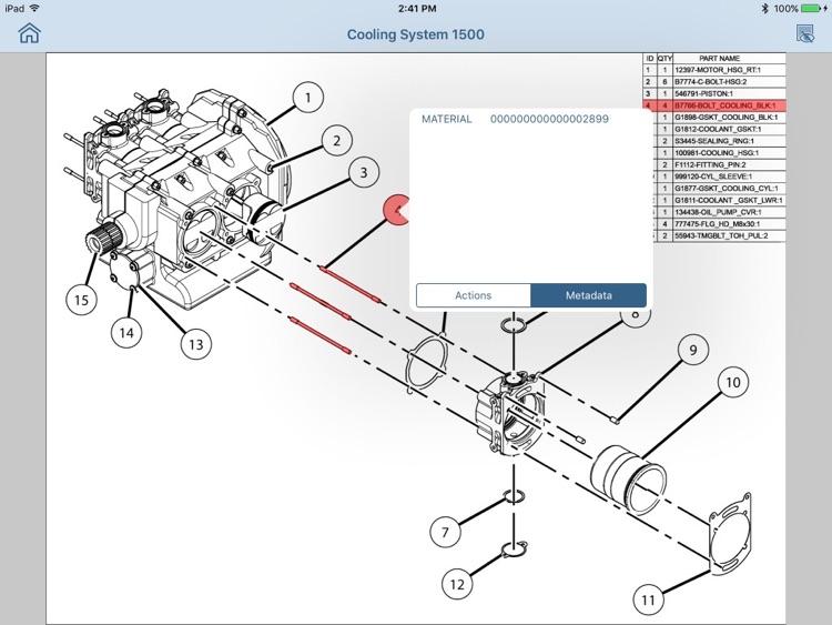 SAP Visual Enterprise Viewer screenshot-3