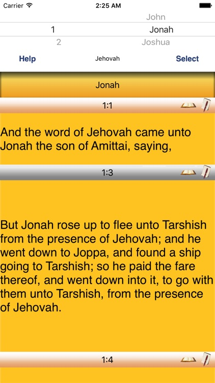 Darby Talking Bible Study screenshot-4