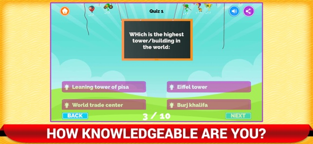 General Knowledge Quiz IQ Game on the App Store
