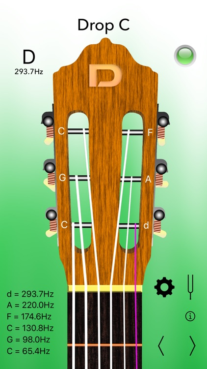 Classical Guitar Tuner Pro screenshot-6