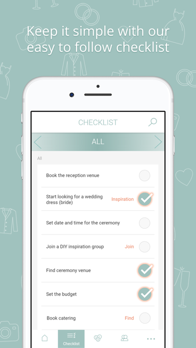 Unduh Wedding planner by Wedbox pada Pc