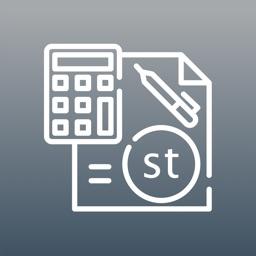 SalesTool report – sales rep