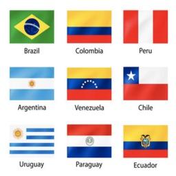 Flag Quiz: South America