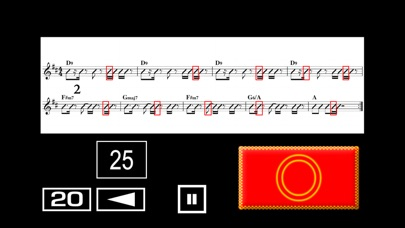 Screenshot for Guitar Sheet Reading PRO in Austria App Store