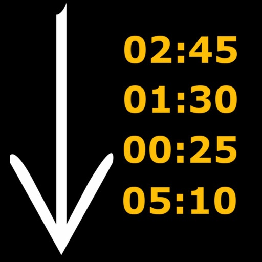 Interval Countdown Timer