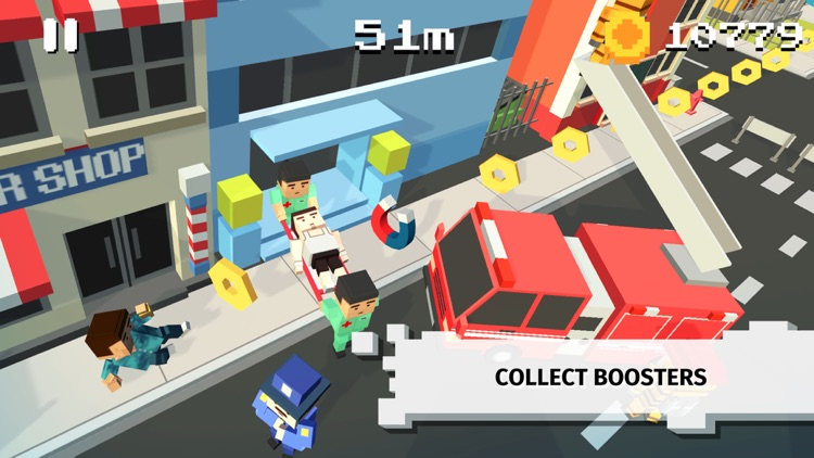 Flip Parkour 3D: Runner Master