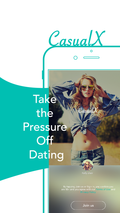 Casualx: Hook Up, Fling Dating screenshot