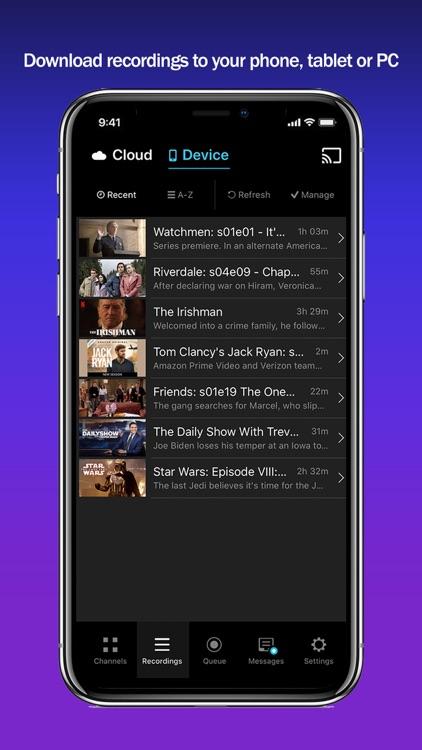 PlayOn Cloud - Streaming DVR