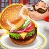 做饭游戏汉堡制作外卖快餐厅