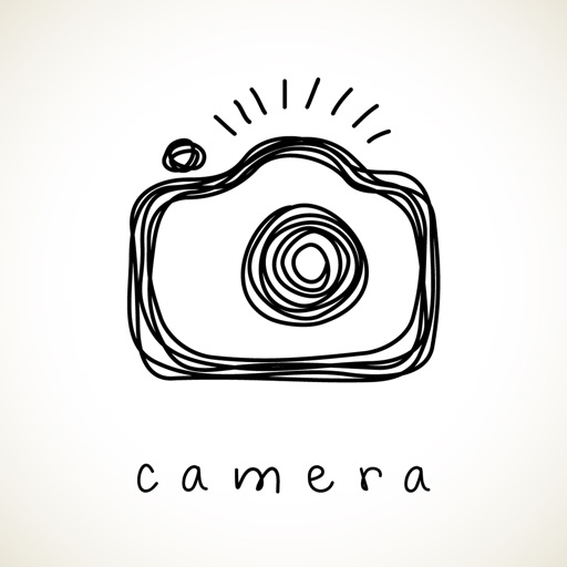Drawing Picture Camera