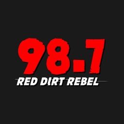 98.7 The Red Dirt Rebel
