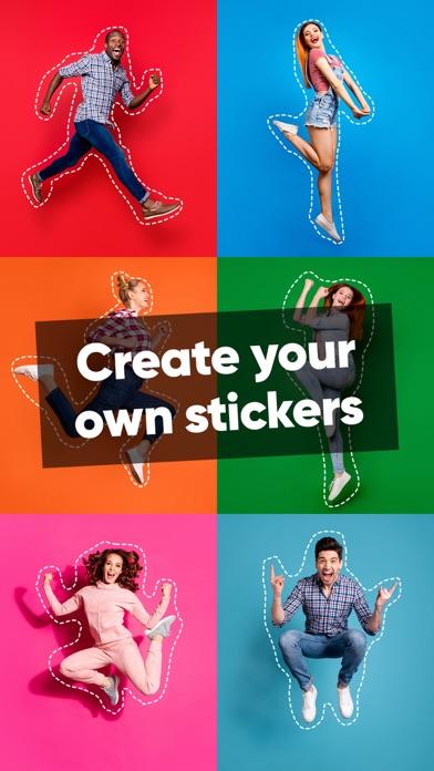 Photo Sticker Maker Screenshot