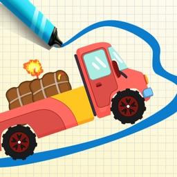 画线小卡车:快乐启蒙