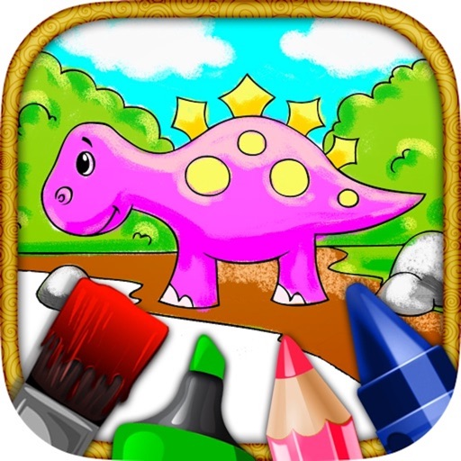 Doodle Coloring - draw & paint icon