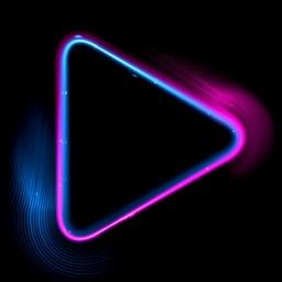 Scribble Video Editor: Neon FX