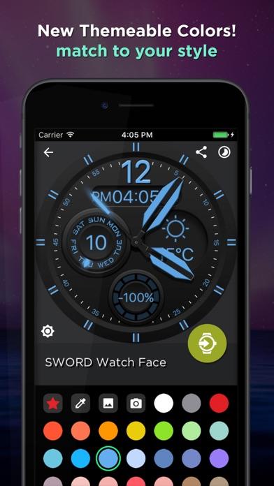 Watch Faces 100,000 WatchMakerのおすすめ画像6