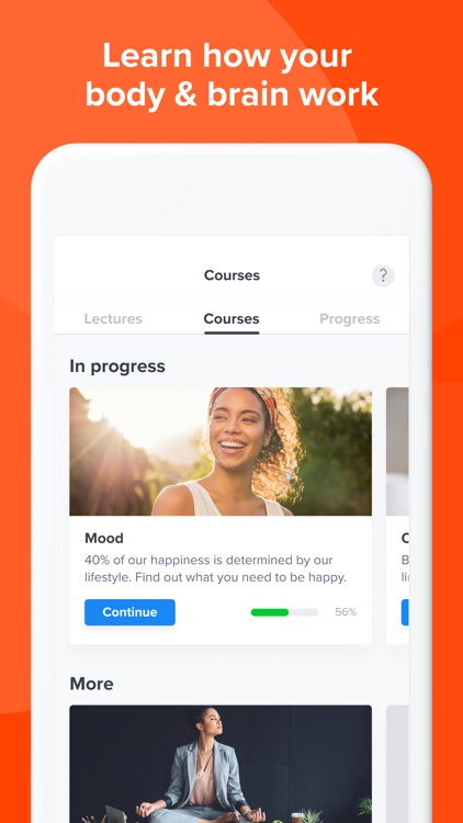 Welltory: stress self care app screenshot-3