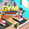 App Icon for Idle Fitness Gym Tycoon - Game App in Azerbaijan IOS App Store