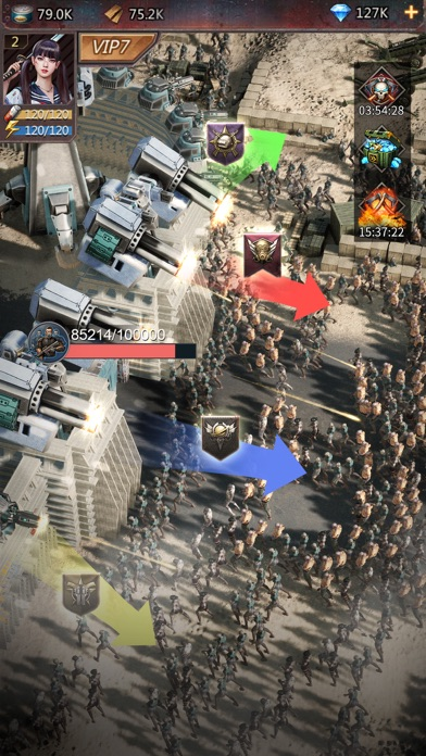 パズル&サバイバルのスクリーンショット4